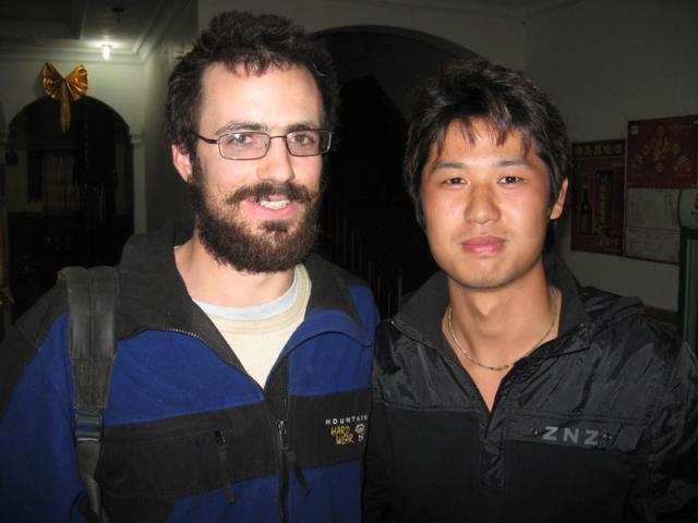 彭和刘先生