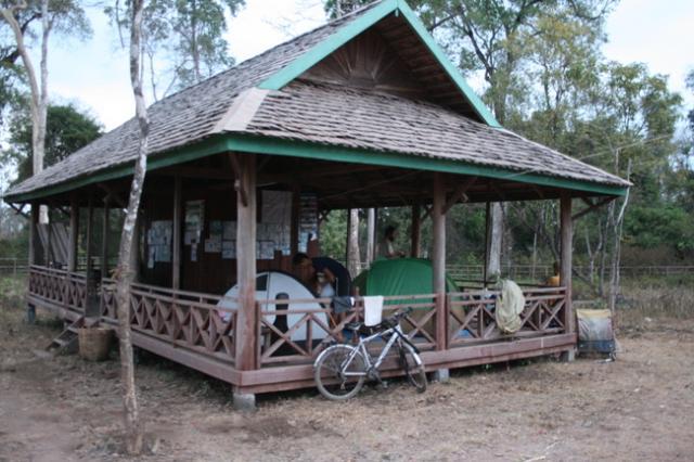 Lao Xe Pian info office camping