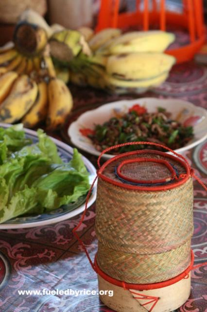 Lao lunch