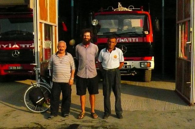 jim and firemen